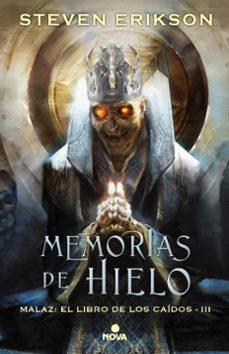 Titantitan.mx Memorias Del Hielo (Saga Malaz: El Libro De Los Caídos 3) Image