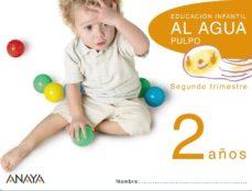 Permacultivo.es ¡Al Agua Pulpo! Segundo Trimestre (Ed.infantil 0-2 Años) Image