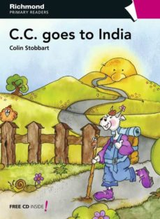 Descargar libros en griego CC GOES TO INDIA + CD 9788466810166 (Literatura española) CHM MOBI FB2