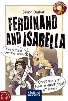 Ebook nl descarga gratuita FERDINAND AND ISABELLA (Literatura española) FB2 CHM DJVU de SIMON BASKETT 9788467377866