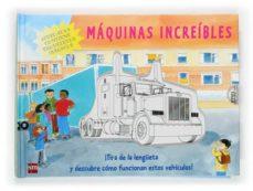 Inciertagloria.es Maquinas Increibles Image