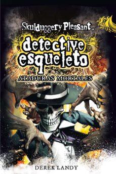 Viamistica.es Detective Esqueleto 5: Ataduras Mortales (Skulduggery Pleasant) Image
