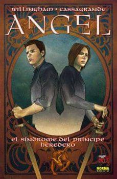 Srazceskychbohemu.cz Angel Vol. 2: Elsindrome Del Principe Heredero Image