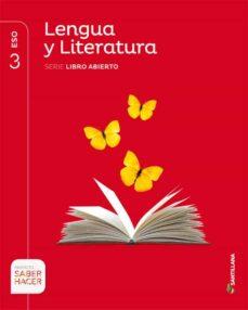 Descargar LENGUA Y LITERATURA 3º ESO LIBRO ABIERTO VERS 2 ED 2015 gratis pdf - leer online