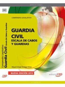 Debatecd.mx Compendio Legislativo: Escala De Cabos Y Guardias De La Guardia C Ivil Image