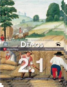 Titantitan.mx Nuevo Demos 2. La Rioja. Libro 1, 2 Y 3 2º Eso Image