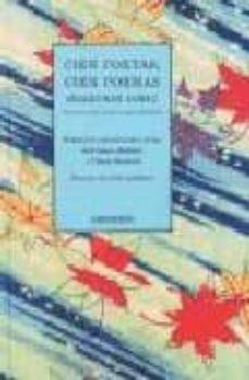 Ojpa.es Cien Poetas, Cien Poemas (Antologia De Poesia Clasica Japonesa) ( Ed. Bilingüe Japones-español) Image
