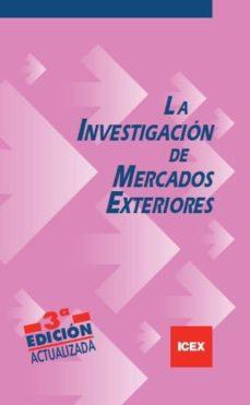 Inmaswan.es Investigacion De Mercados Exteriores (3ª Ed) Image