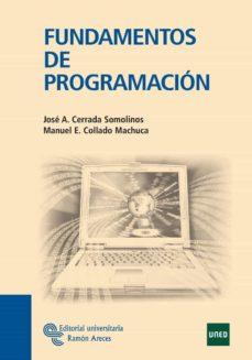Descargar FUNDAMENTOS DE PROGRAMACION gratis pdf - leer online