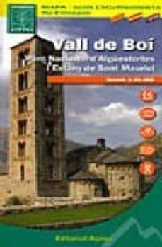 Eldeportedealbacete.es Vall De Boi (1:25000) Image