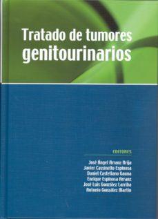 Descargar libros gratis en línea en formato pdf. TRATADO DE TUMORES GENITOURINARIOS de JOSE ANGEL ARRANZ ARIZA RTF iBook FB2