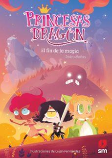 Cronouno.es Princesas Dragon 10 : El Fin De La Magia Image