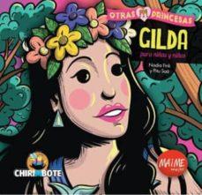 gilda. coleccion otras princesas-nadia fink-9788494512766