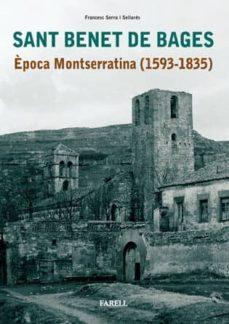 Followusmedia.es Sant Benet Del Bages: Epoca Montserratina (1593-1835) Image