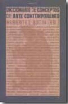 diccionario de conceptos de arte-hubertu butin-9788496775466