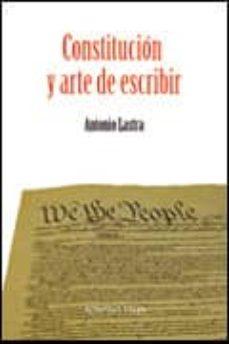 Canapacampana.it Constitucion Y Arte De Escribir Image