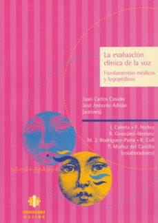 Cdaea.es La Evaluacion Clinica De La Voz: Fundamentos Medicos Y Logopedico S Image