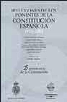 Titantitan.mx Reflexiones De Los Ponentes De La Constitucion Española 1978-2003 : 25 Aniversario De La Constitucion Image
