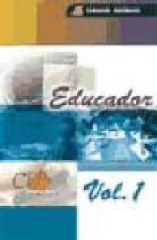 Chapultepecuno.mx Educador: Temario (Vol. I) Image