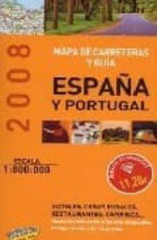 Geekmag.es Guia Y Mapa De Carreteras De España Y Portugal 2008 (1:800000) (G Uias Singulares) Image