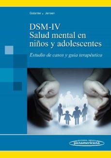 Libro de descargas pdf DSM-IV SALUD MENTAL EN NIÑOS Y ADOLESCENTES