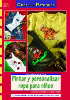 Libros de descargas de ipod PINTAR Y PERSONALIZAR ROPA PARA NIÑOS
