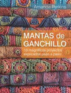 mantas de ganchillo-amanda perkins-9788498745566