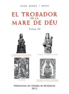 Cronouno.es El Trobador De La Mare De Deu. Vol. 3 Image