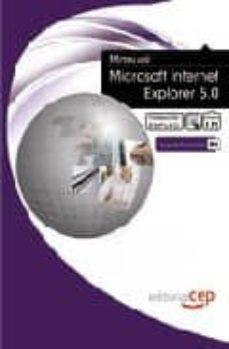 Cronouno.es Manual Microsoft Internet Explorer 5.0. Formacion Para El Empleo Image