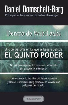 dentro de wikileaks (ebook)-daniel domscheit-berg-9788499182766