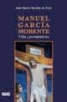 Permacultivo.es Manuel Garcia Morente, Vida Y Pensamiento Image