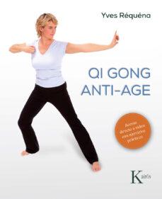 Descargar pdfs de libros de texto. QI GONG ANTI-AGE 9788499887166