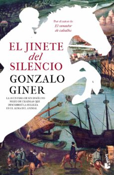 el jinete del silencio-gonzalo giner-9788499981666