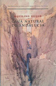 Lofficielhommes.es Guía Natural De Andalucía Image
