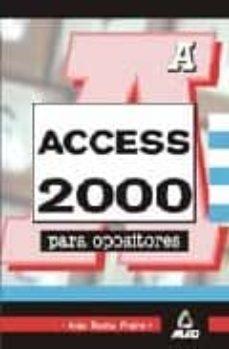 Descargar ACCES PARA OPOSITORES gratis pdf - leer online