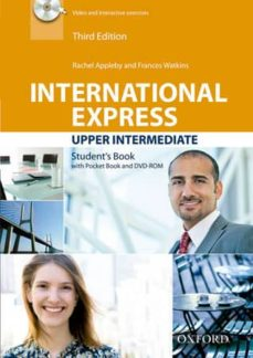 Descargas gratuitas de audiolibros para compartir archivos INTERNATIONAL EXPRESS UPPER INTERMEDIATE STUDENT S BOOK PACK (3RD EDITION) 9780194597876