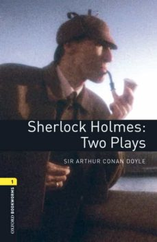 oxford bookworms library 1. sherlock holmes two plays mp3 pack-9780194620376