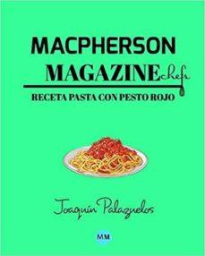 Vinisenzatrucco.it Macpherson Magazine Chef's - Receta Pasta Con Pesto Rojo Image