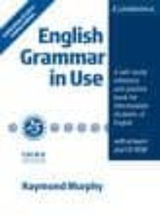 Descargar ENGLISH GRAMMAR IN USE WITH ANSWERS AND CD-ROM gratis pdf - leer online