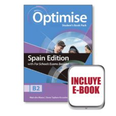 Enlace de descarga de libros de Google OPTIMISE B2 EXAM BKLT STUDENT´S  BOOK  PACK 9781380015976 de