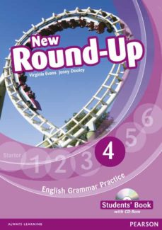 round up level 4 students  book/cd-rom pack-9781408234976