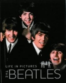 life in pictures the beatles-9781445424576