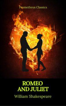 romeo and juliet (best navigation, active toc)(prometheus classics) (ebook)-william shakespeare-prometheus classics-9782378075576