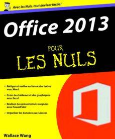 office 2013 pour les nuls (ebook)-wallace wang-9782754052276