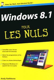 windows 8.1 poche pour les nuls (ebook)-andy rathbone-9782754067676