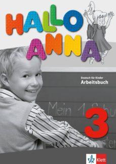 Ebook gratis para descargar HALLO ANNA 3 EJERCICIOS in Spanish PDF 9783126760676
