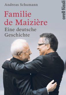 familie de maizière (ebook)-andreas schumann-9783280038376