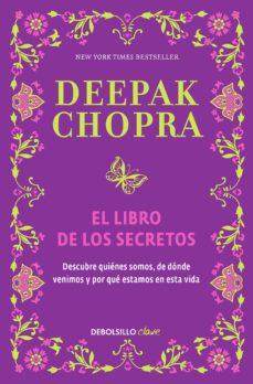 Ebook EL LIBRO DE LOS SECRETOS EBOOK de DEEPAK CHOPRA