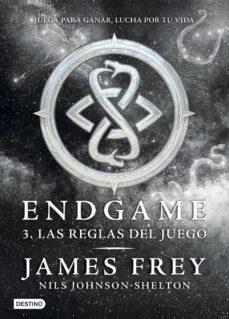 Descarga de libros gratuitos en pdf. ENDGAME 3: LAS REGLAS DEL JUEGO 9788408161776 en español de JAMES FREY, NILS JOHNSON-SHELTON