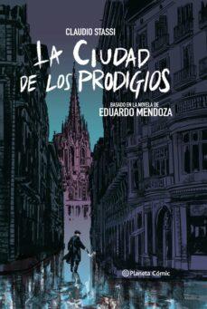Encuentroelemadrid.es La Ciudad De Los Prodigios (Novela Gráfica) Image